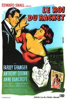 The Naked Street - French Movie Poster (xs thumbnail)