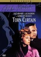 Torn Curtain - DVD cover (xs thumbnail)