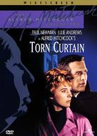 Torn Curtain - DVD movie cover (xs thumbnail)