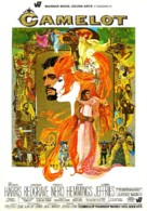 Camelot - Spanish Movie Poster (xs thumbnail)