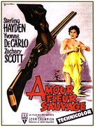 Shotgun - French Movie Poster (xs thumbnail)