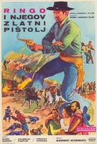Johnny Oro - Yugoslav Movie Poster (xs thumbnail)