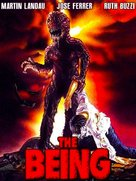 The Being - Movie Cover (xs thumbnail)