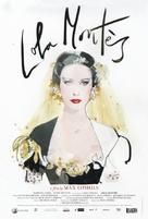 Lola Montès - Re-release movie poster (xs thumbnail)