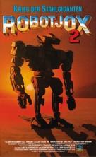 Robot Wars - German VHS cover (xs thumbnail)