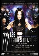 Les morsures de l'aube - French DVD cover (xs thumbnail)