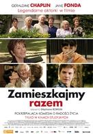 Et si on vivait tous ensemble? - Polish Movie Poster (xs thumbnail)
