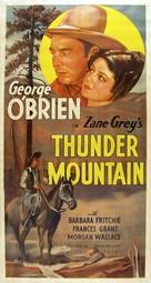 Thunder Mountain - Movie Poster (xs thumbnail)