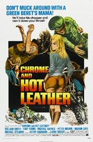 Chrome and Hot Leather - Movie Poster (xs thumbnail)