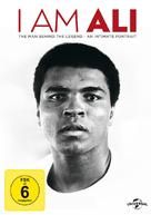 I Am Ali - German DVD cover (xs thumbnail)