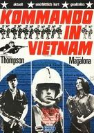 A Yank in Viet-Nam - German Movie Poster (xs thumbnail)