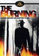 The Burning - DVD cover (xs thumbnail)