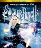 Sucker Punch - French Blu-Ray movie cover (xs thumbnail)
