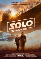 Solo: A Star Wars Story - German Movie Poster (xs thumbnail)