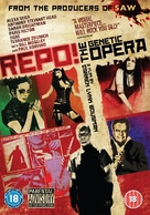 Repo! The Genetic Opera - British Movie Cover (xs thumbnail)