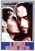 Il vangelo secondo Matteo - Italian Movie Poster (xs thumbnail)