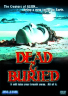 Dead & Buried - DVD cover (xs thumbnail)