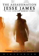 The Assassination of Jesse James by the Coward Robert Ford - DVD movie cover (xs thumbnail)