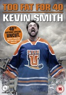 Kevin Smith: Too Fat for 40! - British Movie Cover (xs thumbnail)