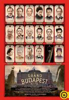 The Grand Budapest Hotel - Hungarian Movie Poster (xs thumbnail)