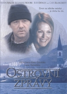 The Shipping News - Czech Movie Cover (xs thumbnail)