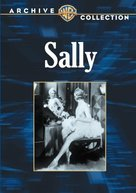 Sally - DVD cover (xs thumbnail)