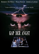 Cape Fear - German Movie Cover (xs thumbnail)