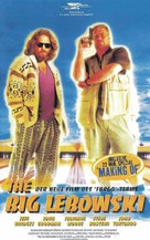 The Big Lebowski - German Movie Poster (xs thumbnail)