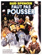Chissà perché... capitano tutte a me - French Movie Poster (xs thumbnail)