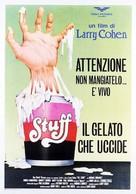 The Stuff - Italian Movie Poster (xs thumbnail)