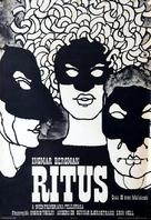 Riten - Hungarian Movie Poster (xs thumbnail)