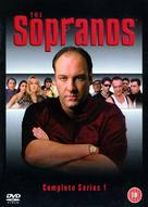 """The Sopranos"" - British DVD cover (xs thumbnail)"