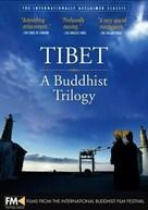 Tibet: A Buddhist Trilogy - DVD cover (xs thumbnail)