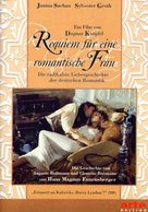 Requiem für eine romantische Frau - German Movie Poster (xs thumbnail)