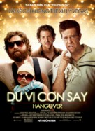 The Hangover - Vietnamese Movie Poster (xs thumbnail)