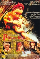 The New Adventures of Pinocchio - German poster (xs thumbnail)
