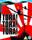 Tora! Tora! Tora! - British Movie Cover (xs thumbnail)