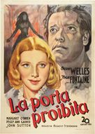 Jane Eyre - Italian Movie Poster (xs thumbnail)