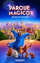 Wonder Park - Mexican Movie Poster (xs thumbnail)