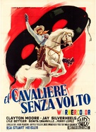 The Lone Ranger - Italian Movie Poster (xs thumbnail)