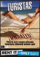 Turistas - Australian Movie Poster (xs thumbnail)