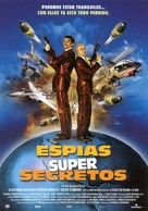 Double Zero - Spanish Movie Poster (xs thumbnail)