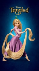 Tangled - Movie Poster (xs thumbnail)