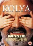 Kolja - British DVD cover (xs thumbnail)