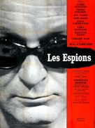 Les espions - French Movie Poster (xs thumbnail)