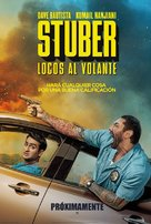 Stuber - Mexican Movie Poster (xs thumbnail)