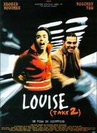 Louise (Take 2) - French Movie Poster (xs thumbnail)