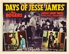 Days of Jesse James - Movie Poster (xs thumbnail)