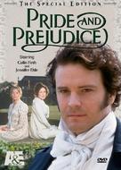 Pride & Prejudice - DVD cover (xs thumbnail)