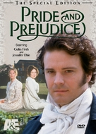 Pride & Prejudice - DVD movie cover (xs thumbnail)